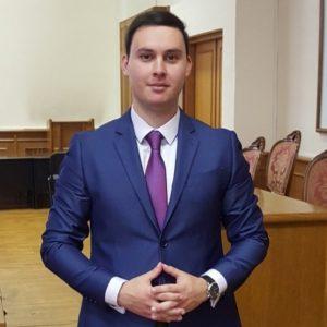Blagoje Babić – najbolji student Univerziteta Crne Gore iz oblasti medicinskih nauka