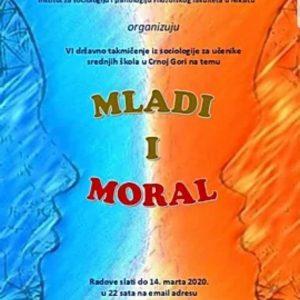 """""""Mladi i moral"""""""